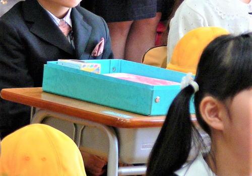 小学校入学準備~学用品の購入